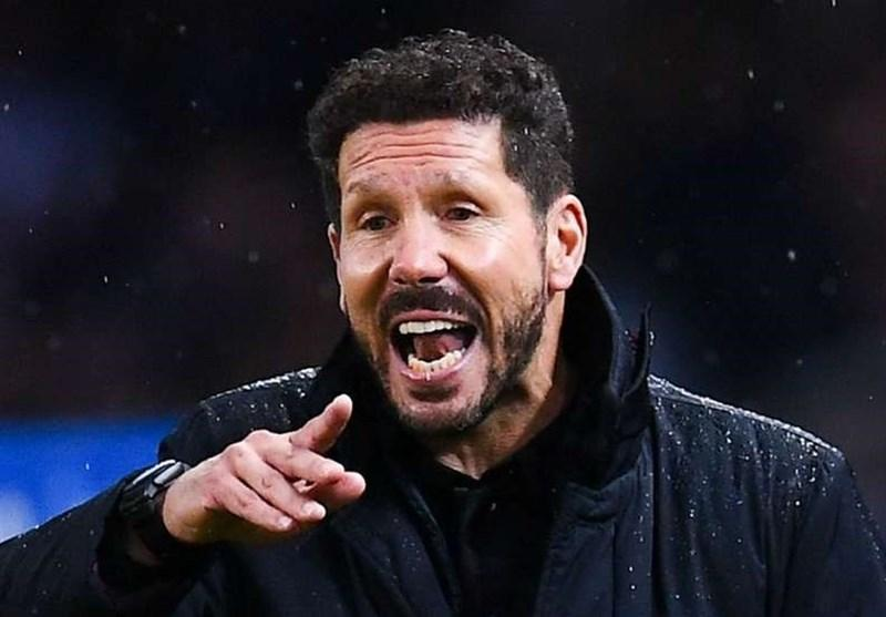 فوتبال دنیا، دیه گو سیمئونه: بازی با بارسلونا برای ما یک فرصت جدید است، رکوردهای آبی و اناری ها در لالیگا شگفت انگیز است