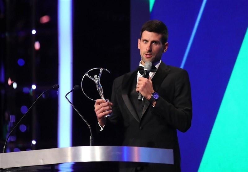 جوکوویچ برنده جایزه لاروس 2019 شد، تقدیر از آرسن ونگر