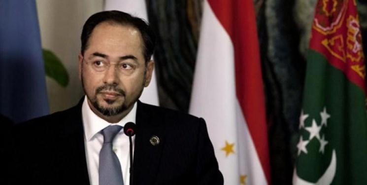 وزیر امور خارجه افغانستان وارد بیشکک شد