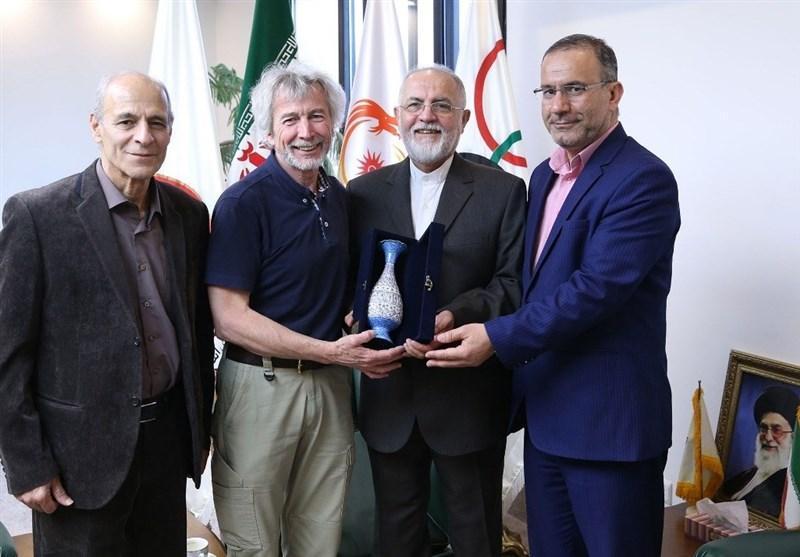 مدرس جهانی تیراندازی با کمان: دوره های آموزشی خوبی در ایران برگزار کردیم