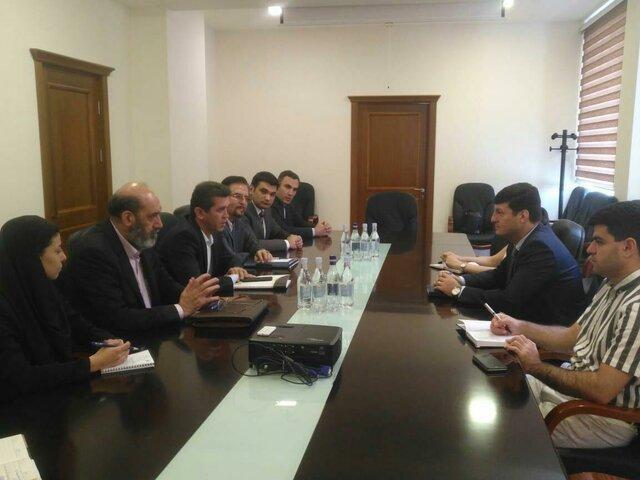 تسهیل در انتقال محکومین ایرانی در ارمنستان