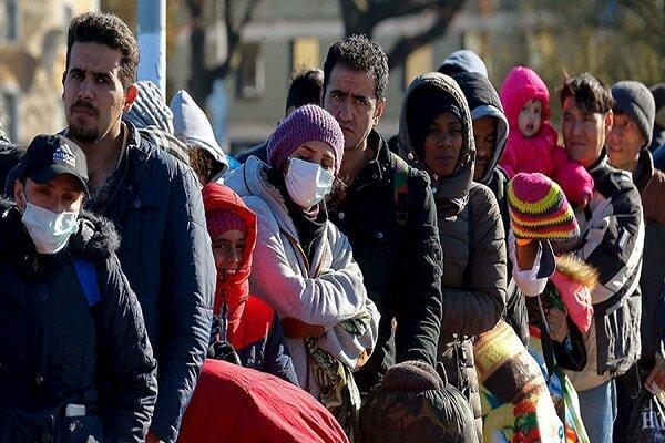تعداد درخواست های پناهندگی به اروپا کاهش پیدا نموده است