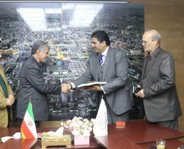 دیدار کنسول پاکستان در مشهد با مدیرکل میراث فرهنگی خراسان رضوی