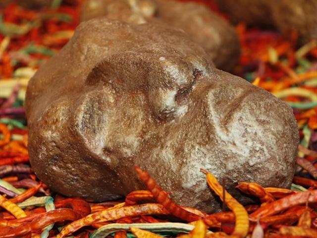 افتتاح نمایشگاه مجسمه در معبد هندوهای بندرعباس