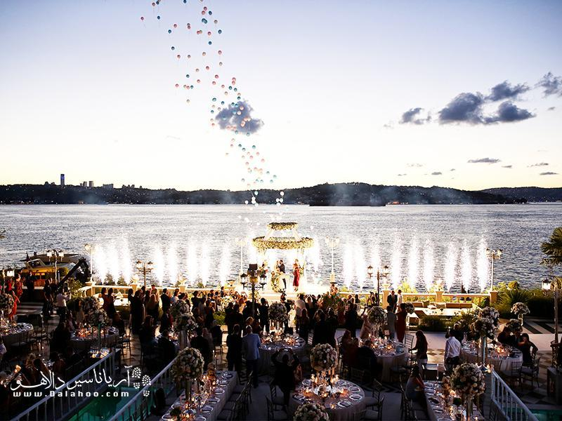 چه خدماتی برای مراسم عروسی در استانبول ضروری است؟