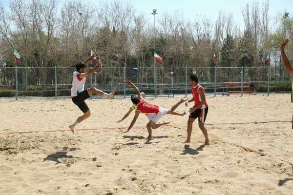 ملی پوشان ساحلی ایران با پیروزی شروع کردند
