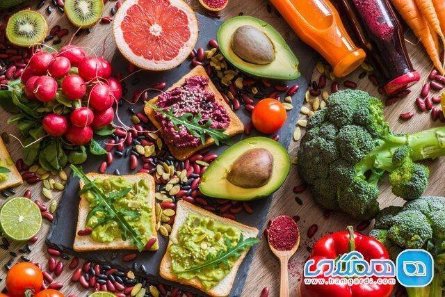 غذاهایی که برای سلامت روده مفید است