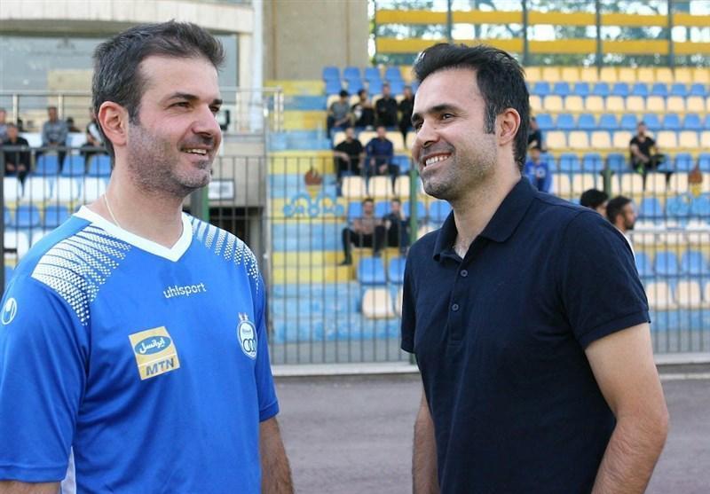 نصرتی: استراماچونی مربی خیلی خوب و باکلاسی است، استقلال می خواهد فوتبالی باکیفیت را به نمایش بگذارد