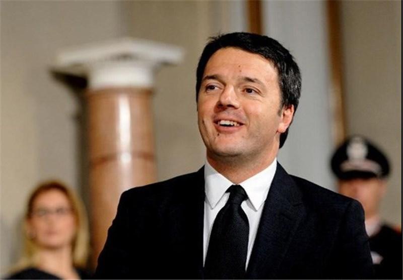 نخست وزیر ایتالیا وارد اربیل عراق شد