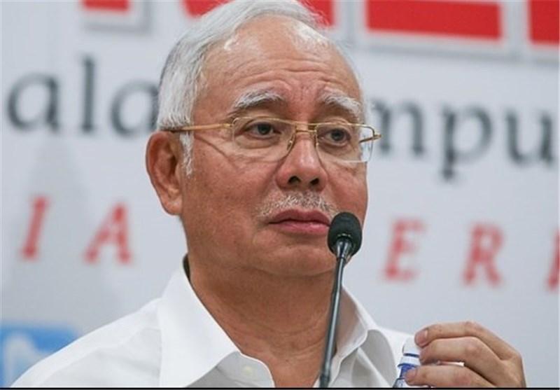 حساب های بانکی حزب نخست وزیر سابق مالزی مسدود شد