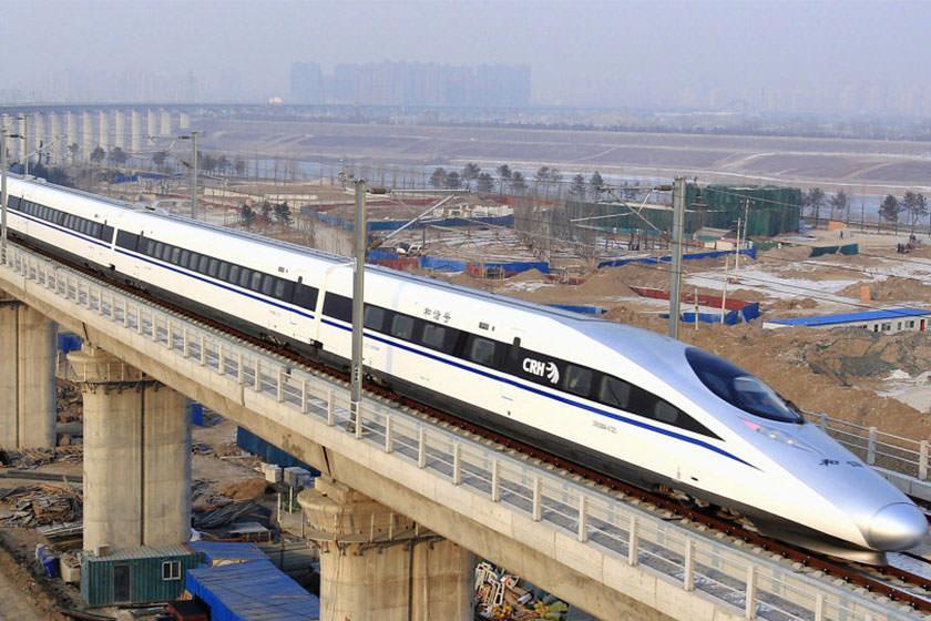 احداث اولین جهت قطار سریع السیر زیر آبی در چین