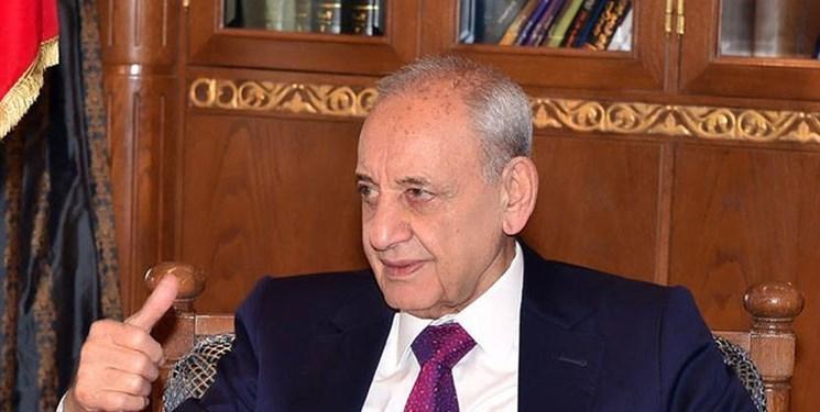 نبیه بری: تحولات لبنان به گفت وگو احتیاج دارد