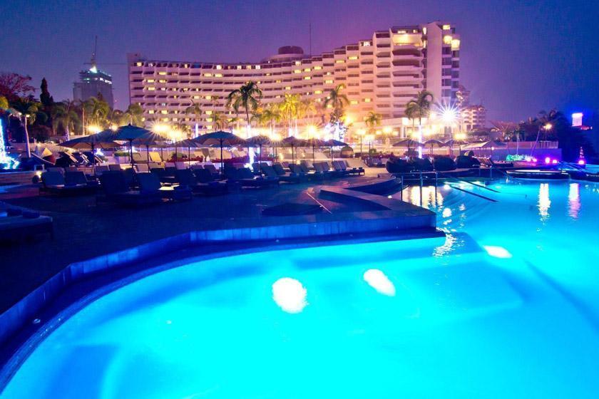 10 هتل لوکس پاتایا از نگاه گردشگران
