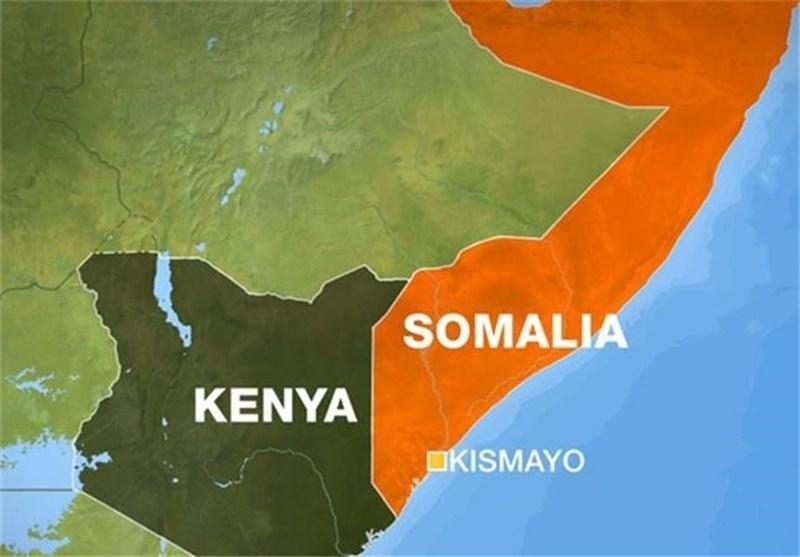 نیروی دریایی استرالیا یک محموله اسلحه برای سومالی را توقیف کرد