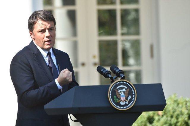 رنتزی: رفراندوم ایتالیا شکست بخورد، فاجعه مهمی رخ نمی دهد