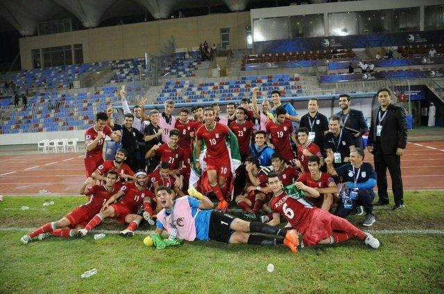 تیم ملی جوانان ایران به جام جهانی صعود کرد، فریاد یا حسین در قلب بحرین