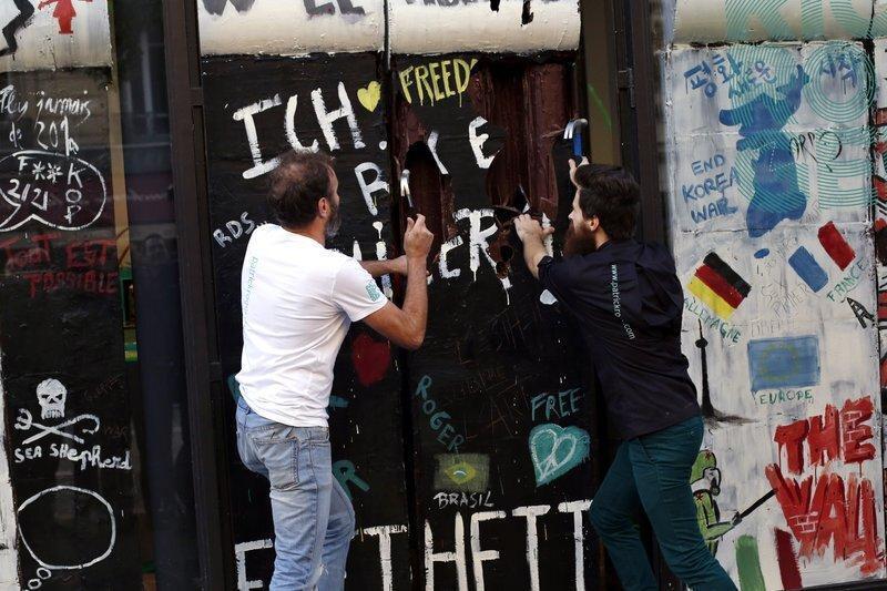 فیلم ، مزه شیرین آزادی؛ فروریختن دیوار شکلاتی برلین