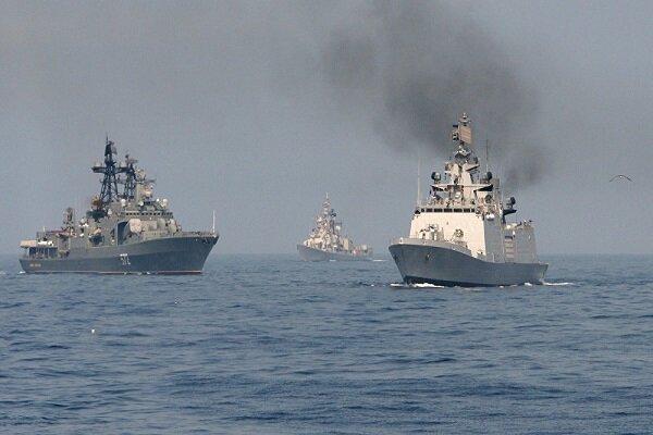 رزمایش نظامی مشترک هند و روسیه وارد فاز عملیاتی شد