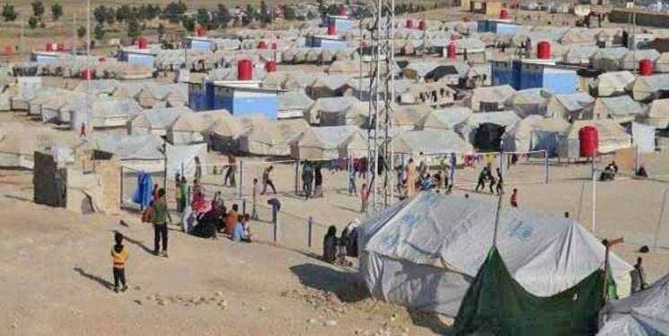 آمریکا 300 عضو خانواده های داعشی را به عراق منتقل کرد