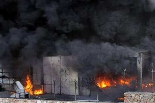 آتش سوزی در یک کارخانه در بنگلادش، دستکم 10 تن طعمه حریق شدند