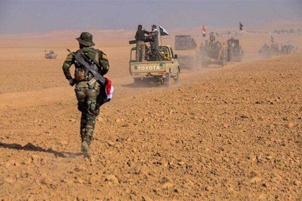 دستاورد نیروهای حشد شعبی در عملیات ضد تروریستی در دیالی