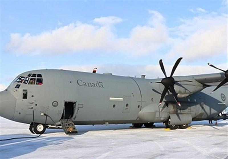 پروازهای نظارتی مشترک آمریکا و کانادا در آسمان روسیه