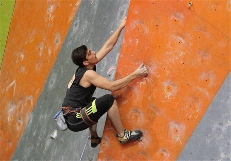 سنگ نورد قزوینی قهرمان رقابت های جهانی چین شد
