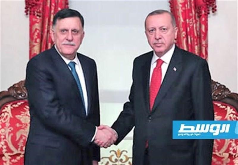 درخواست رسمی دولت وفاق لیبی برای دریافت یاری نظامی از ترکیه