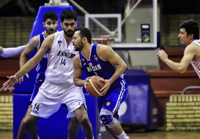 لیگ برتر بسکتبال، پیروزی نفت در آخرین بازی هفته چهاردهم