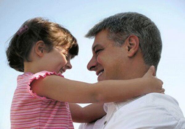پدران دختردار بیشتر عمر می نمایند
