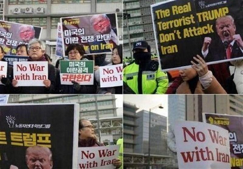 10 درخواست آمریکا از کره جنوبی