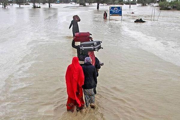 کل خسارت سیل در سیستان وبلوچستان چند هزار میلیارد؟