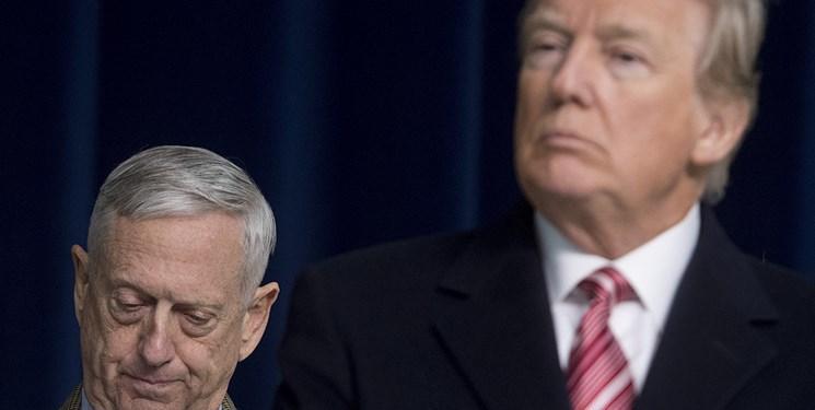 توهین ترامپ به ژنرال های آمریکایی: مُشتی احمق و بچه هستید