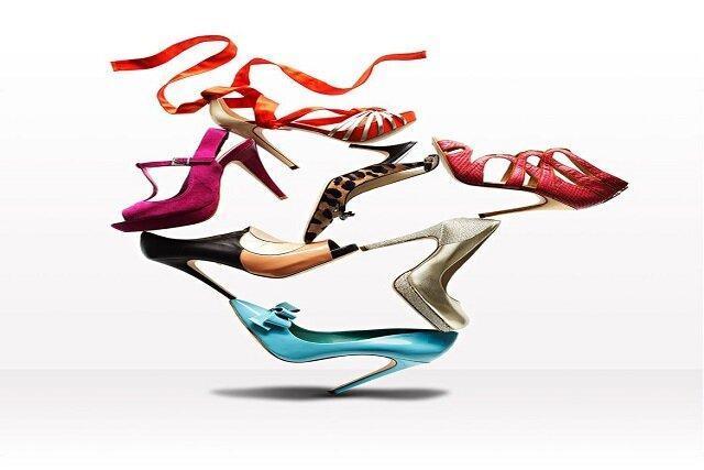تنوع بی حدوحصر کفش زنانه