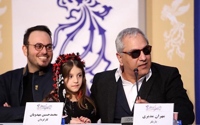 از حضور تلفنی پیمان معادی تا ظاهر متفاوت مهران مدیری در کاخ جشنواره
