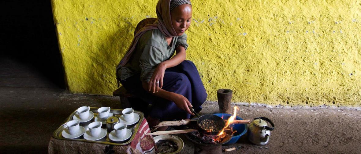 اتیوپی؛ سرزمینی که قهوه بخشی از هویت آن است