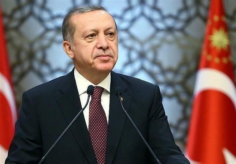 اردوغان: به درخواست مردم سوریه به این کشور رفتیم