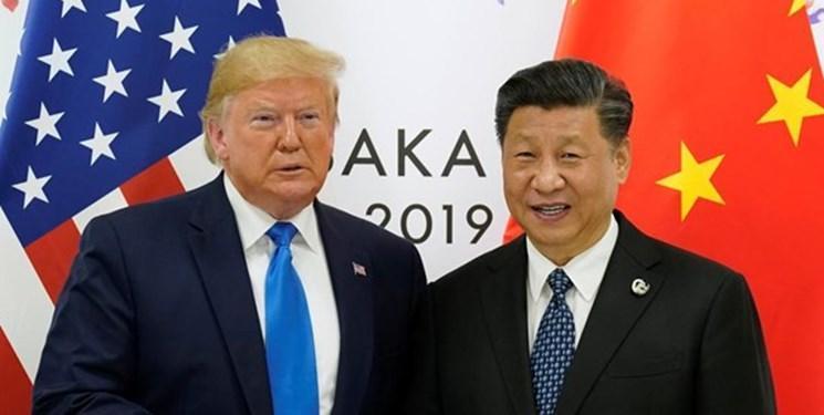 تماس تلفنی ترامپ با رئیس جمهور چین درباره کرونا
