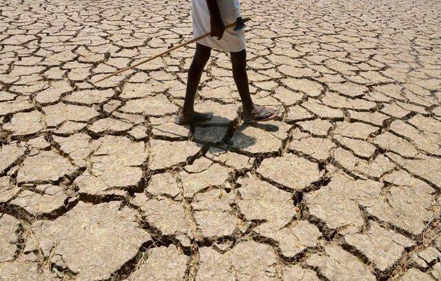 خشک سالی های پی درپی سبب تغییرات توزیع مکانی بارندگی می گردد