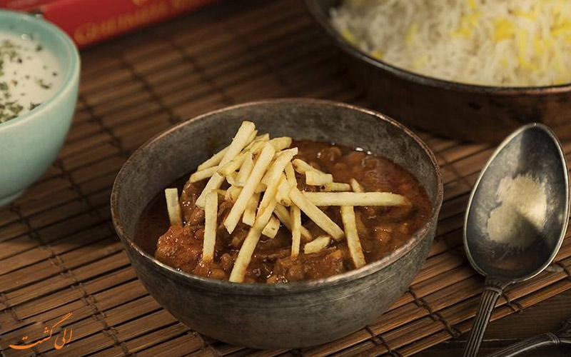 15 غذای معروف و سنتی مشهد