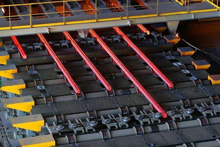 فراوری فولاد کاوه جنوب کیش باز هم رکورد زد، فاز دوم در یک قدمی بهره برداری