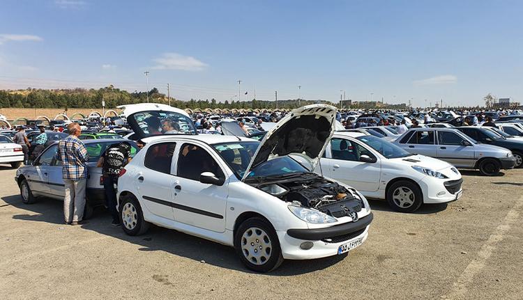 قیمت روز خودرو های سایپا و ایران خودرو در بازار شنبه 13 اردیبهشت