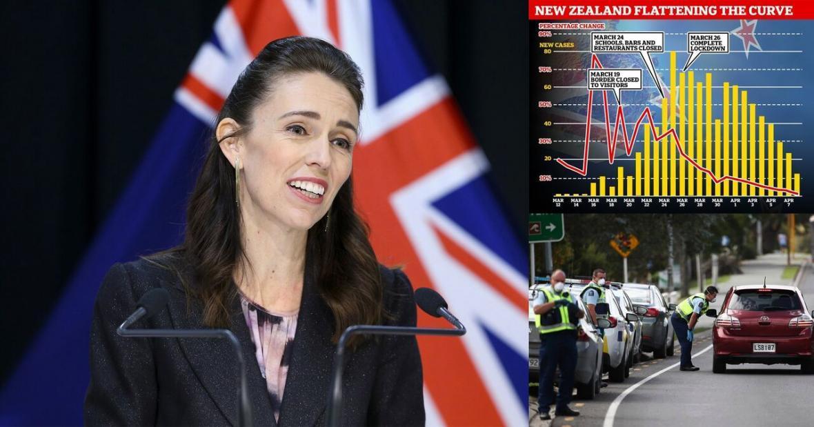 نخست وزیر نیوزلند از همکاری مردم برای مقابله با کرونا قدردانی کرد