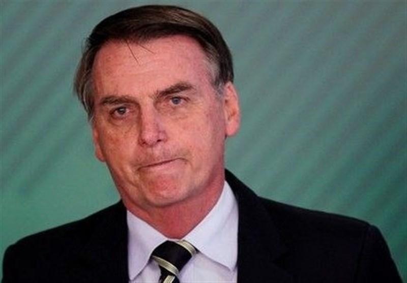 نتیجه آزمایش کرونای رئیس جمهور برزیل مثبت اعلام شد