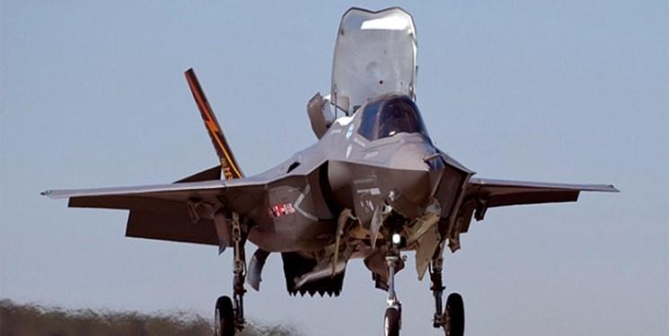 یک سانحه دیگر برای جنگنده اف-35 آمریکا