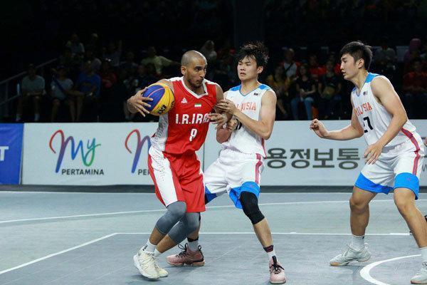 زمان و مکان مسابقات بسکتبال سه نفره اعلام شد