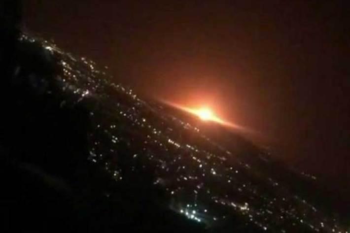انفجار مخزن گاز در پارچین تهران ، سخنگوی وزارت دفاع: حادثه تلفات جانی نداشت