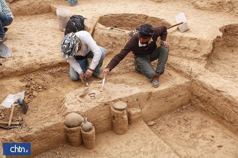 تداوم پژوهش های بین المللی در محوطه تاریخی ریوی مانه و سملقان تا خاتمه سال 1403