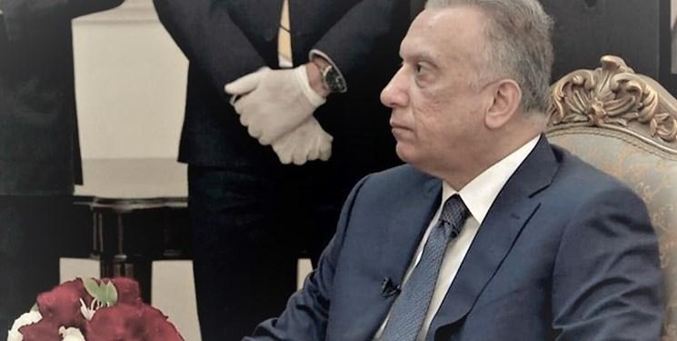 الکاظمی در دیدار ظریف بر اهمیت توسعه روابط بغداد-تهران تاکید کرد