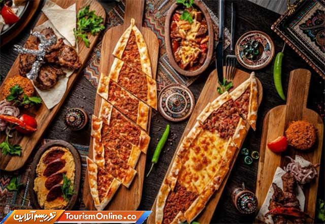 بهترین غذا و شیرینی سنتی ترکیه